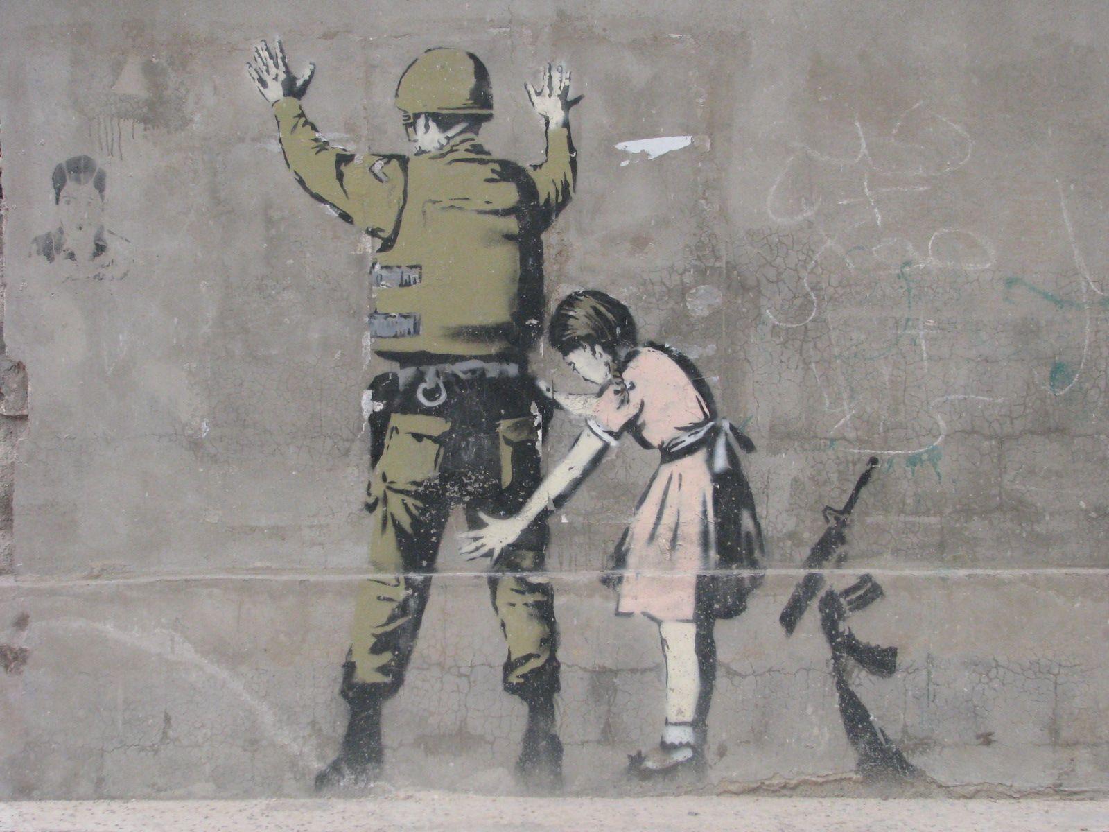 a failed state 3 palestine fida i pinterest murals banksy