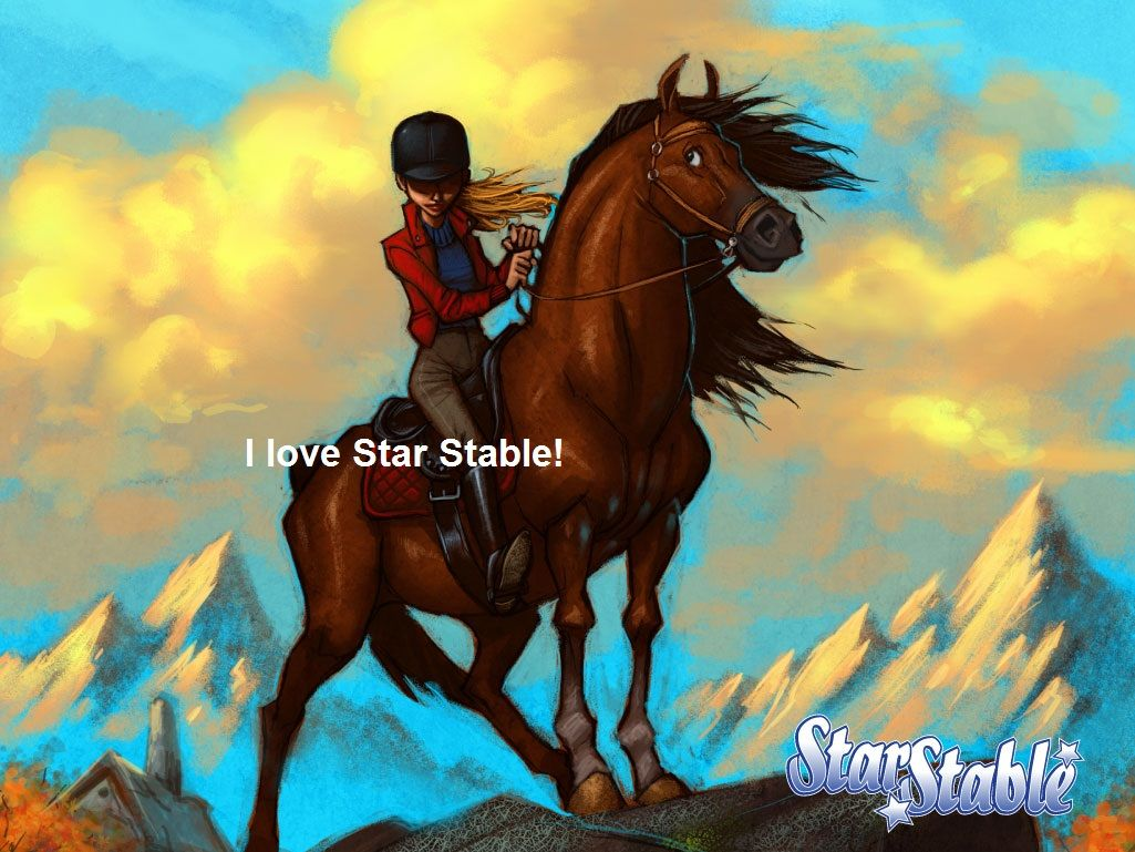 Star Stable Star stable, Pretty horses, Horse games