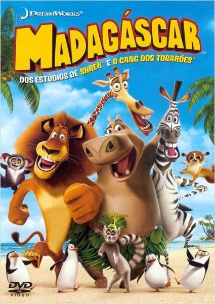 Madagascar Poster Filmes Infantis Filmes De Animacao Filmes