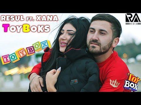 Resul Abbasov Ft Xanim Toyboks Rap Official Music Video 2018 Youtube Music Videos Rap Video