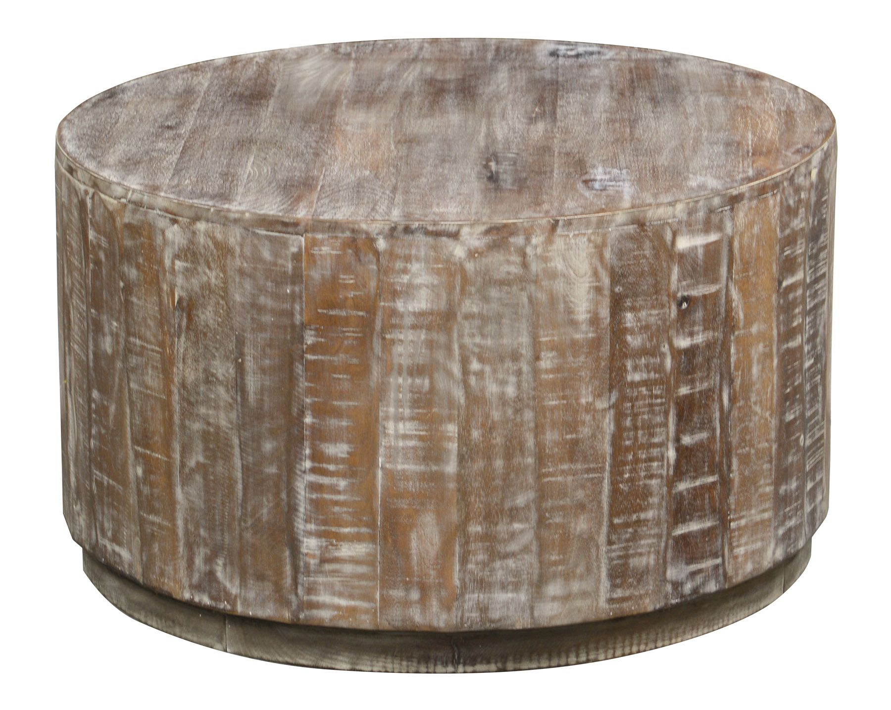 Laurel Round Cocktail Table 51010230 From Classic Home Crowley Round Wood Coffee Table Coffee Table Mango Wood Coffee Table [ 1434 x 1800 Pixel ]