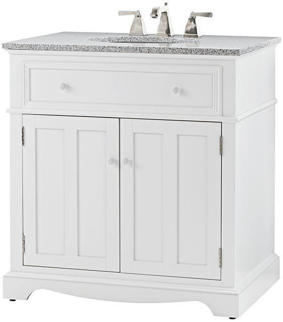 Fremont Single Vanity bathroom update Pinterest Single