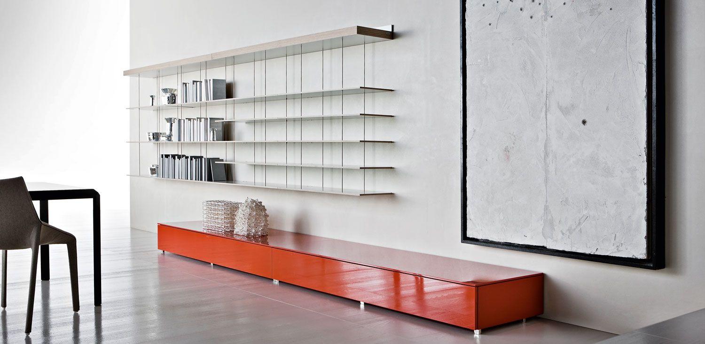 Molteni c graduate shelf jean nouvel furnishings for Molteni graduate