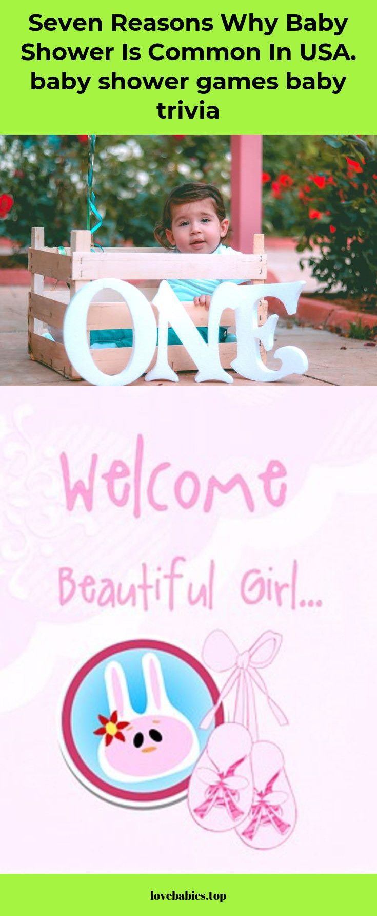 Look At The Webpage To Learn More Onseven Reasons Why Baby Shower Is