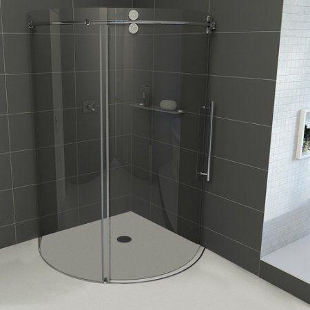 Home Improvement Corner Shower Kits Shower Enclosure Frameless