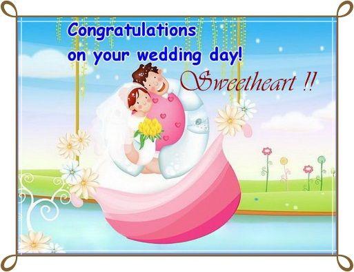 Sweetest Happy Wedding Anniversary Sweetheart, More Beautiful Blessings  Ahead For You Both U003c3 U003c3 U003c3