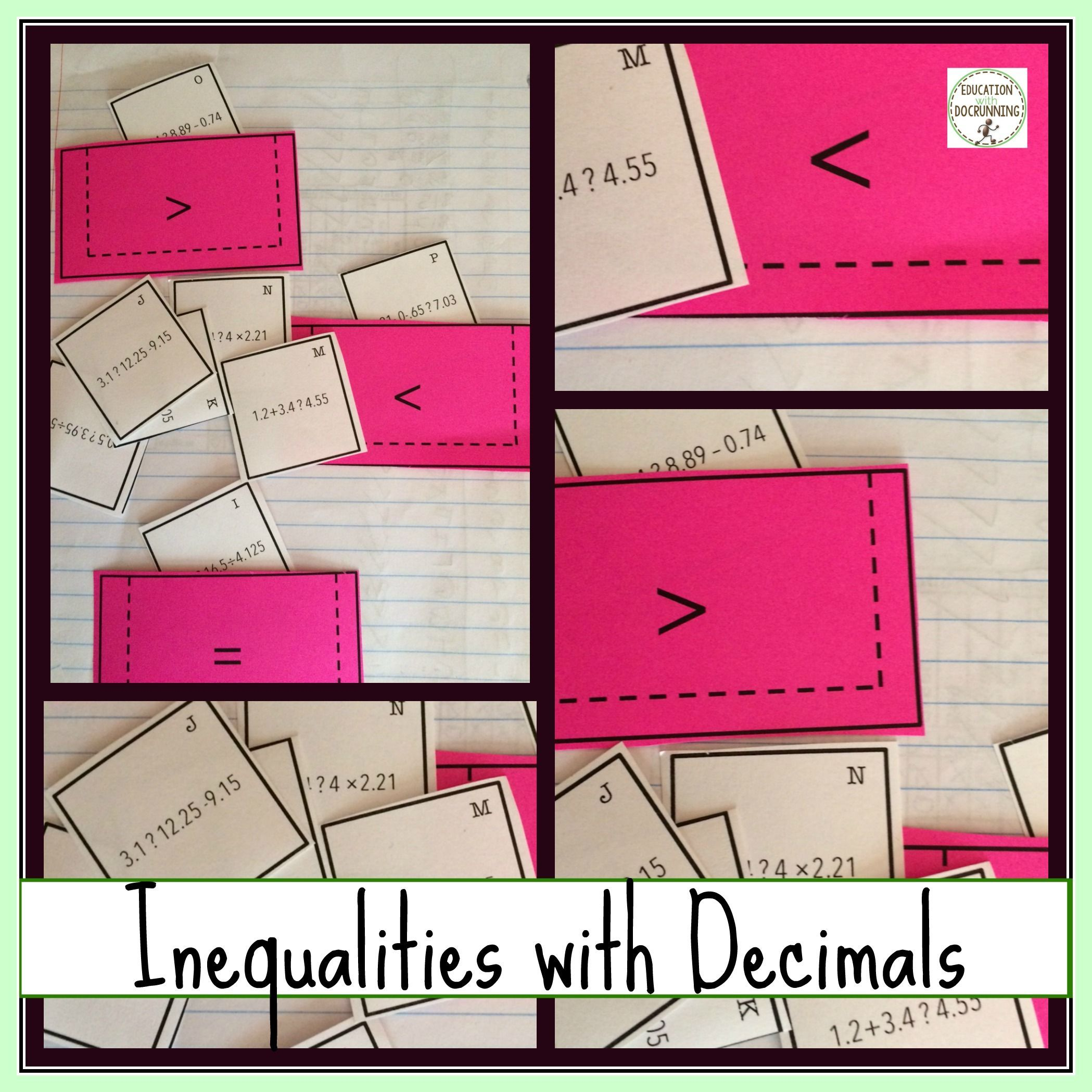 Having A Little Fun With Multi Step Inequalities With