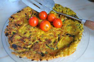 Consciência Viva: Omelete sem ovos