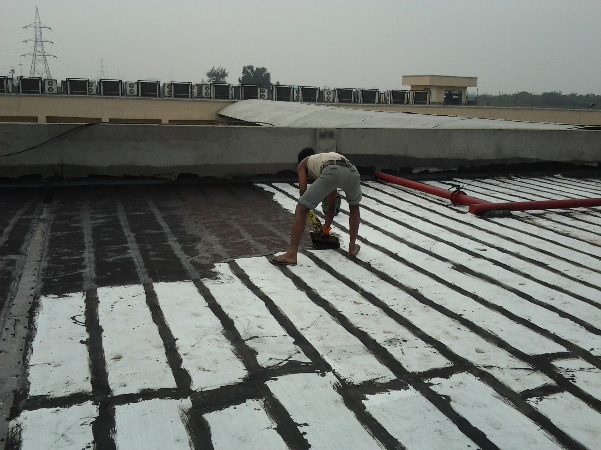 Roof Terrace Waterproofing Roofing Roof Terrace Roof