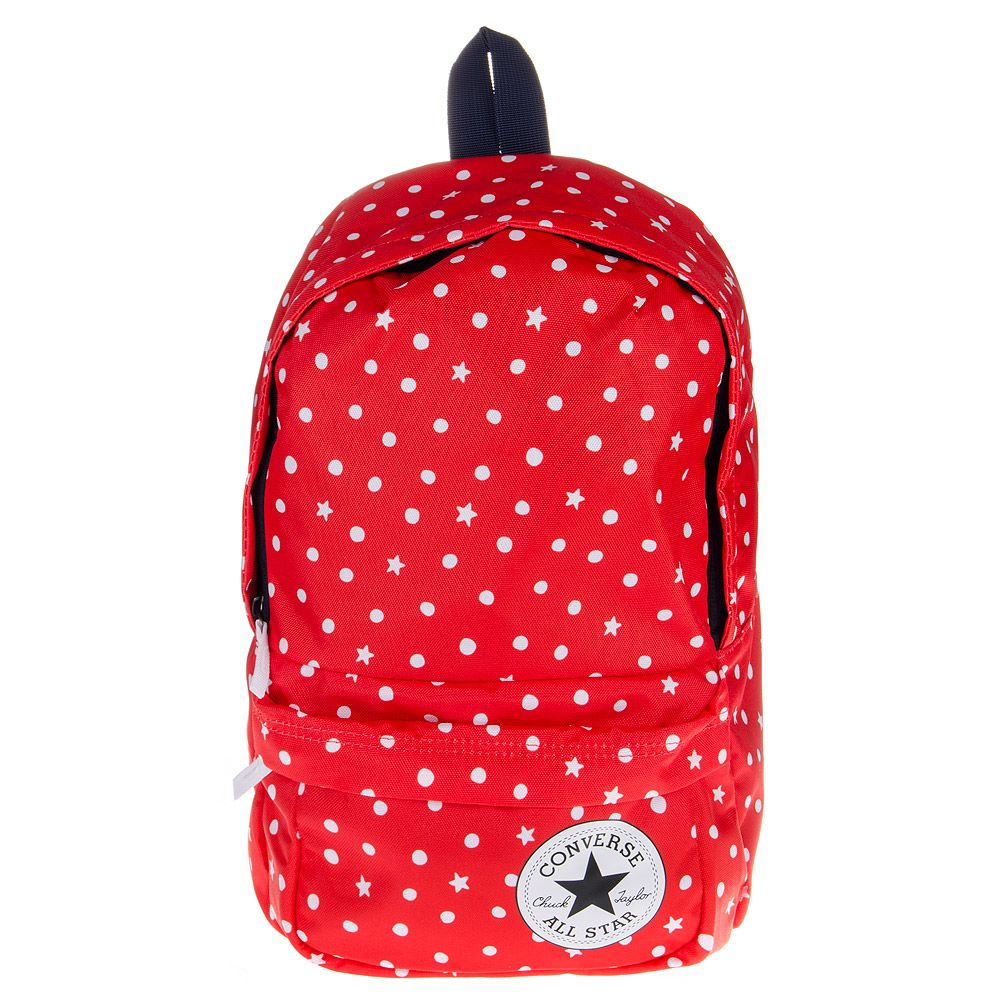 9850867400 Converse All Star Micro Star Mini Backpack (Red/White)
