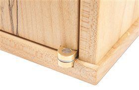 How To Install Knife Hinges On Cabinet Doors: Free Tutorial