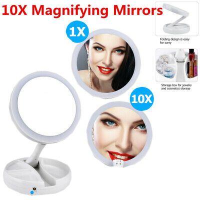 Advertisement Makeup Mirror Vanity Mirror W Lights Led