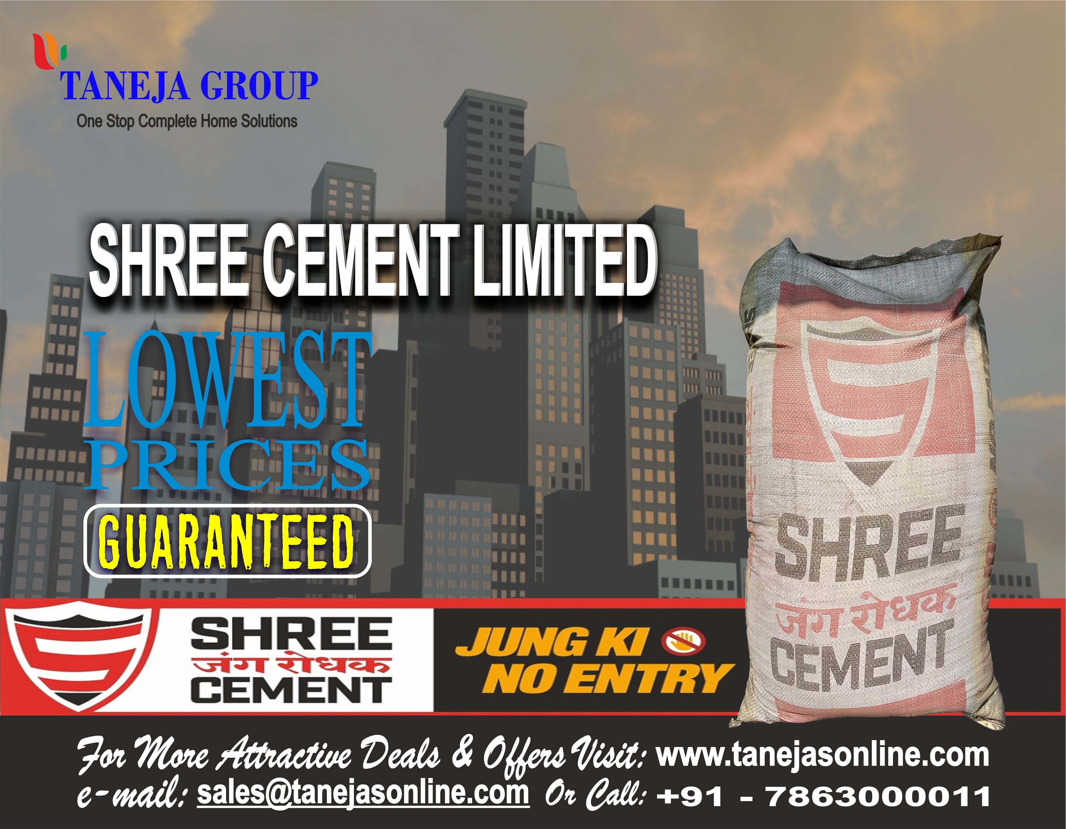 Cement Available In Minor And Bulk Quantity Order Now And Get The