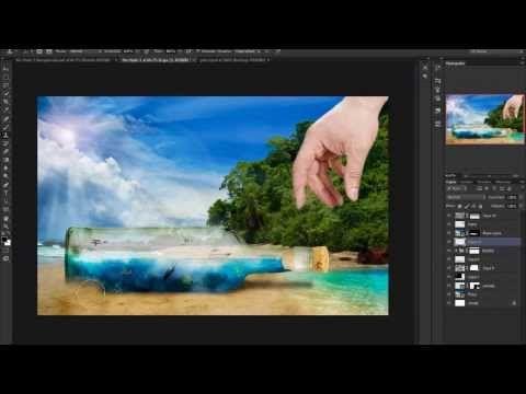Pin En Photoshop Tutorial