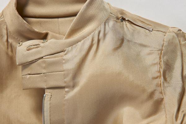 A Close Look at the Stitching Inside 2 Dior Garmen