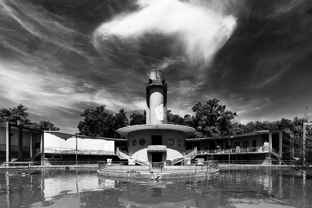 Un 39 estate fa colonia fluviale roberto farinacci a for Bauhaus italia