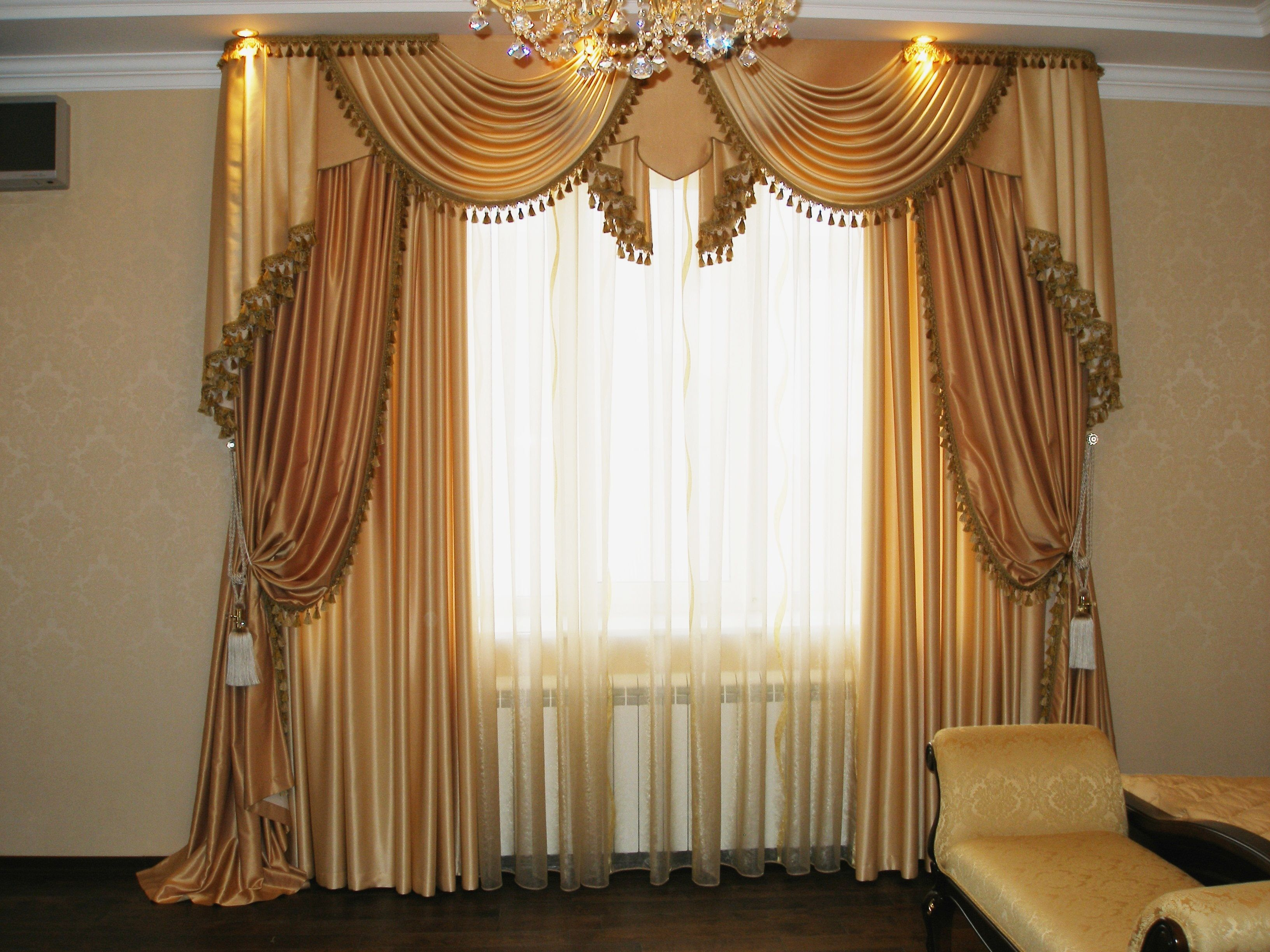 Pin by Akvarell on my work (curtains),Window Treatments ... on Draping Curtains Ideas  id=49969