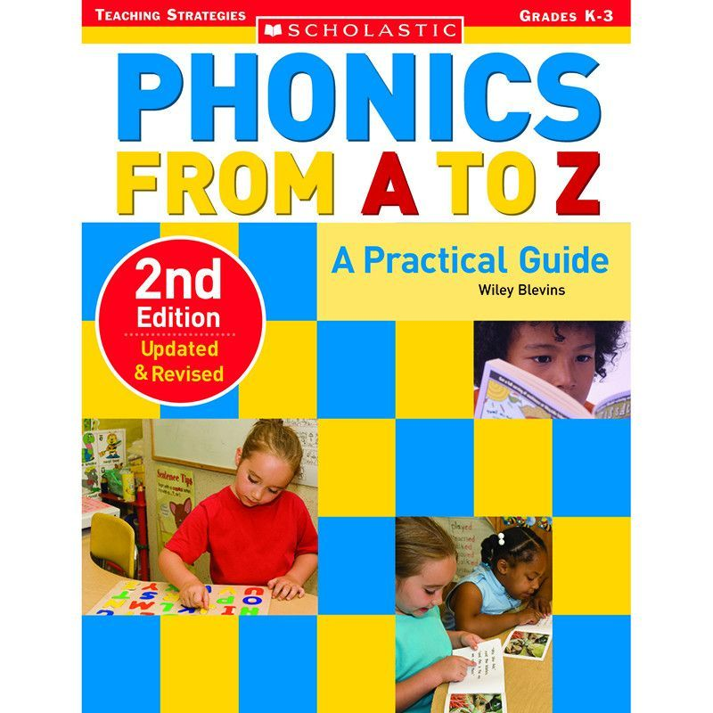 PHONICS FROM A TO Z 2ND EDITION Phonics