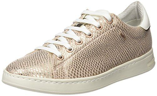 bd9fd9ffd476 AONEGOLD® Femme Baskets Compensées Chaussure de Sport Marche Fitness  Sneakers Basses Compensées 8 cm