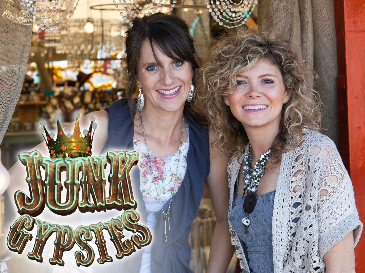 Junk Gypsies (TV show).. I would love to be a Junk Gypsy...