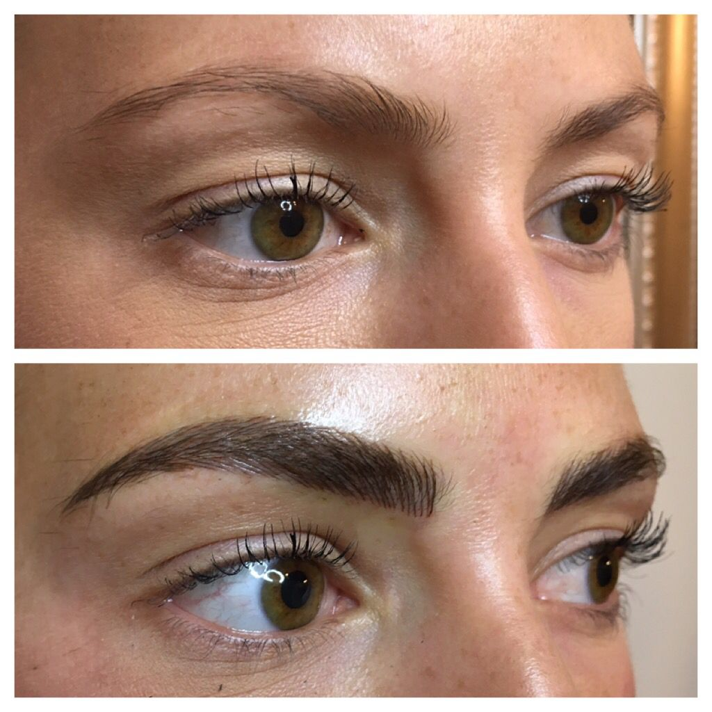 Microblading By Flawless Cosmetic Tattoo In Gastown Vancouver Bc