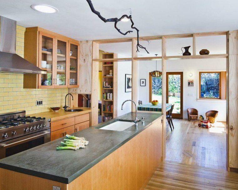 salon cuisine ouverte 30m2 - Recherche Google cuisine design - cuisine ouverte sur salon m