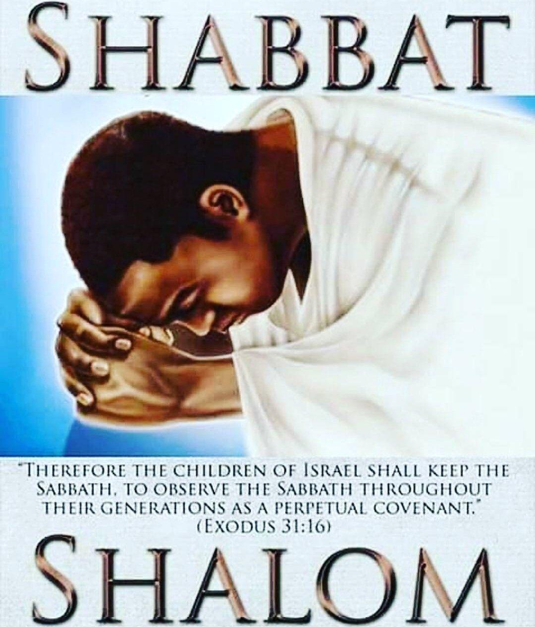 Shabbat Shalom   Inspiration For The Introvert   Black israelites