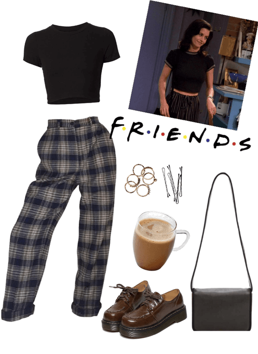 Monica Geller outfit #3 #rachelgreenoutfits