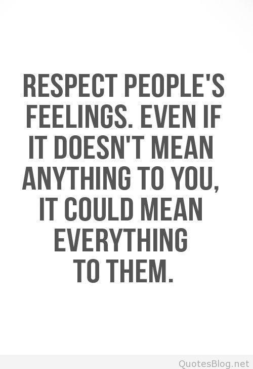 Respect People Quotes | www.pixshark.com - Images ...