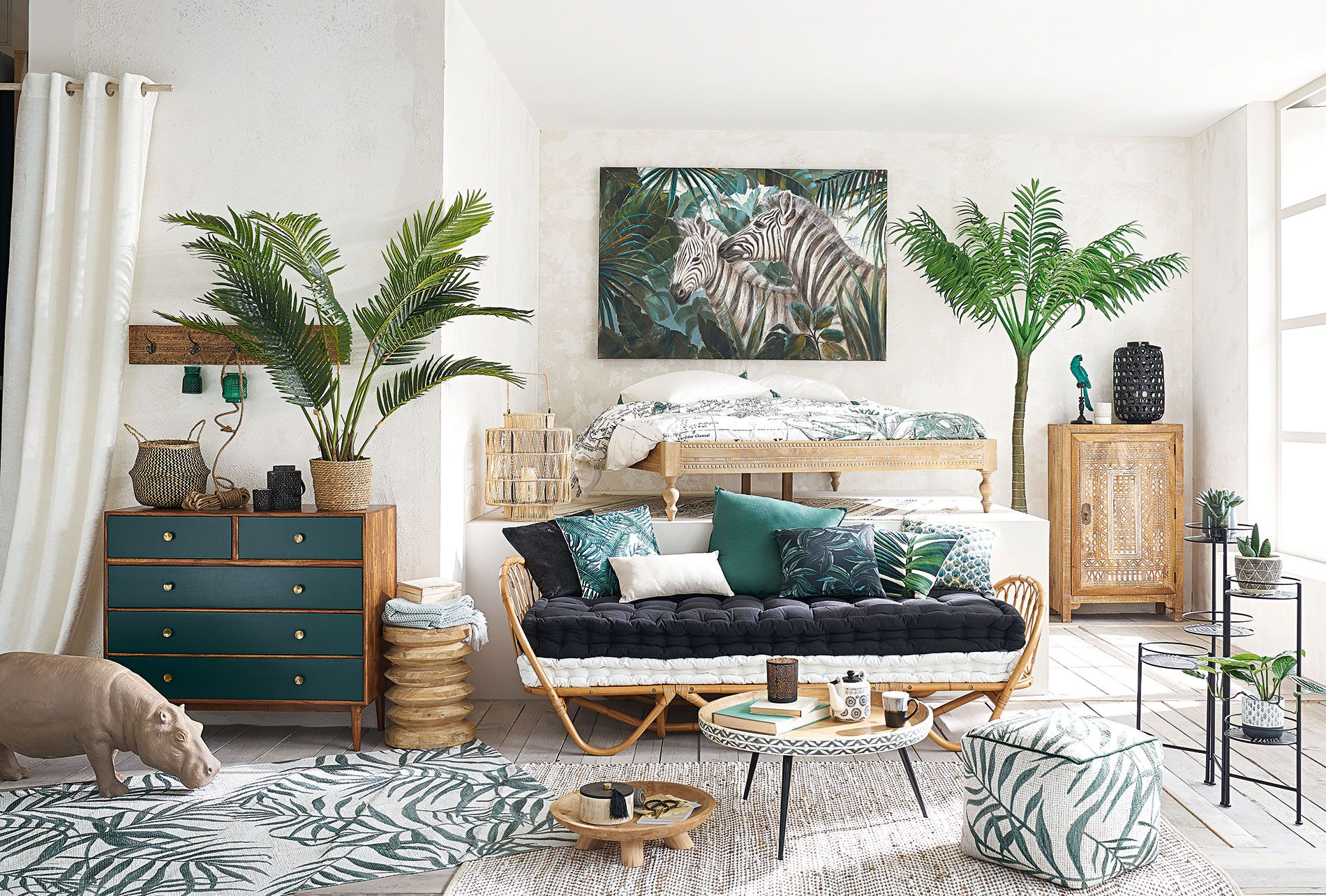 Maisons du Monde 2020 meubles et décoration le nouveau