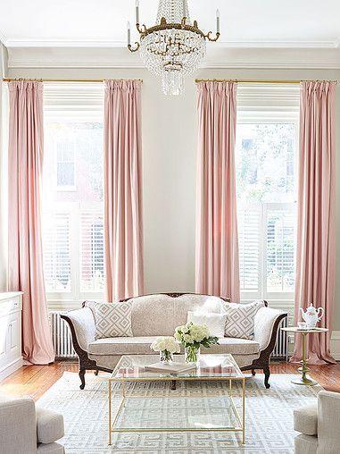One Room Design Challenge: Blush