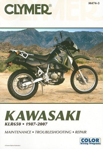 Kawasaki Klr 650 19872007 3 Clymer Color Wiring Diagrams 3rd. Kawasaki Klr 650 19872007 3 Clymer Color Wiring Diagrams 3rd Edition 71408. Kawasaki. 2006 Kawasaki Klr 650 Wiring Diagram At Scoala.co