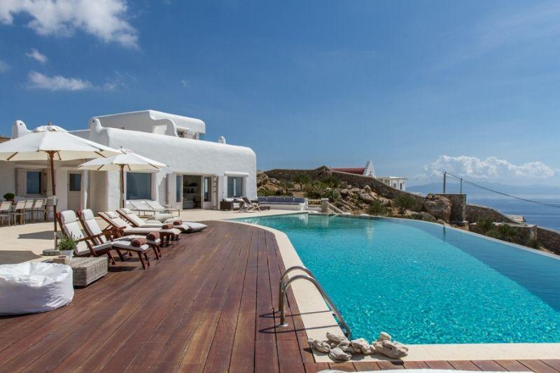 Mystique Mykonos Luxury Villa Rentals Mykonos Beautiful Villas