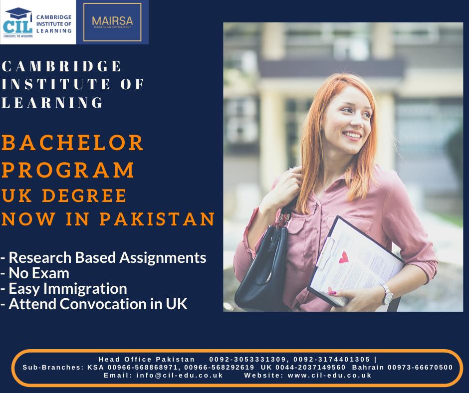 Uk Bachelor Degree Programs In Pakistan Now Bachelor Program Degree Program Hospitality Management