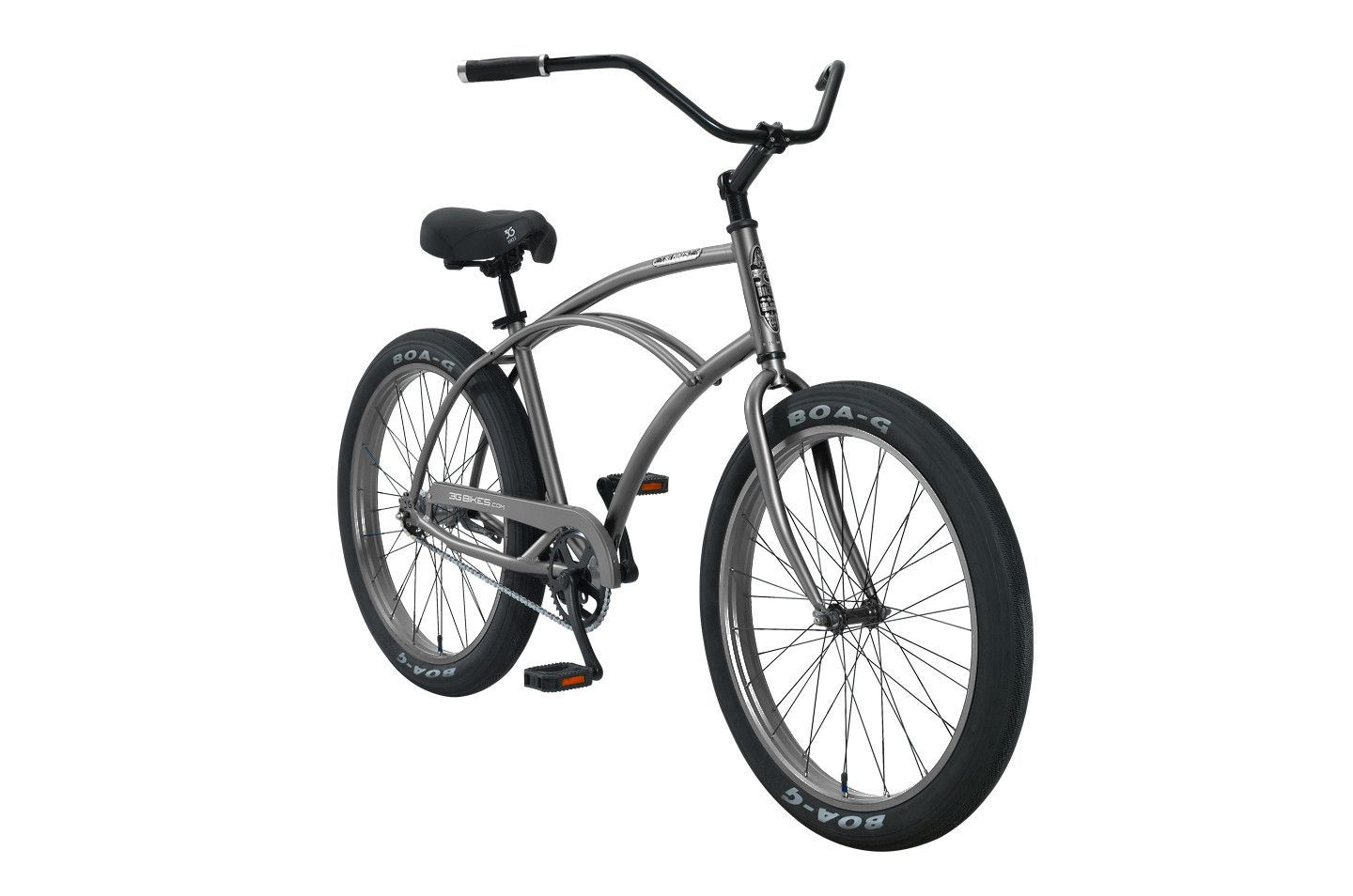 Newport Deluxe Single Speed Beach Cruiser Cruisers Bicycle