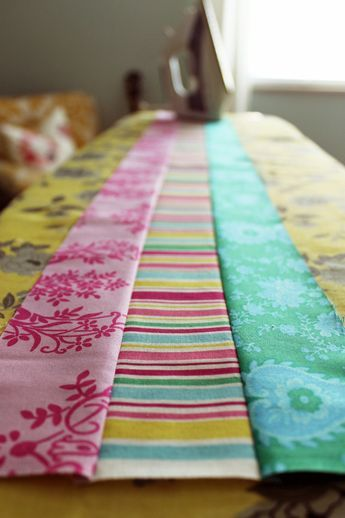 To The Point: A Quick n' Easy Jelly Quilt Tutorial #jellyrollquilts