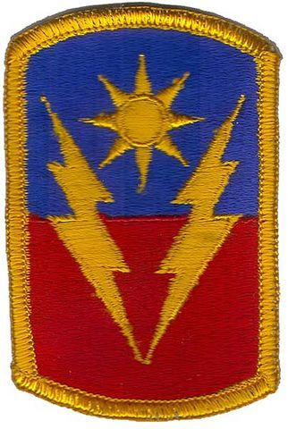 40th Armored Brigade With Images Us Army Patches Military