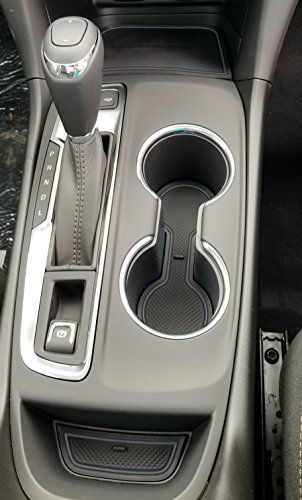 Custom Fit Cup Holder And Door Compartment Liner Accessories For