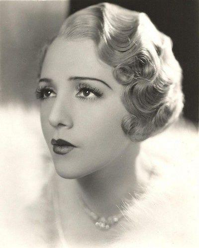 hairstyle in 1930 hair mane