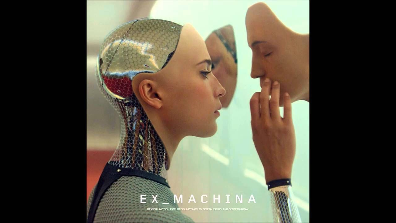 Ex Machina - Ben Salisbury & Geoff Barrow - Soundtrack Score OST