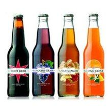 Beverage Samplers Glass Bottles Bottle Soda