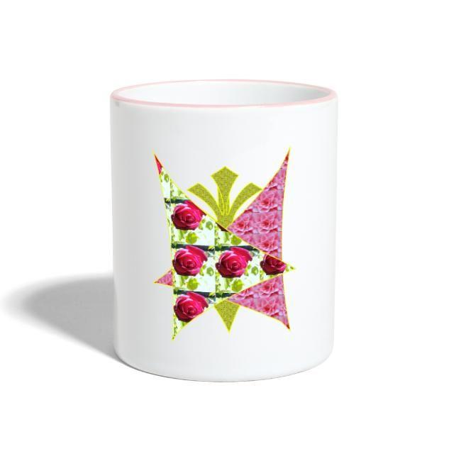 Photo of MaglieLifePerfetto | farfalla del giardino – Tazze bicolor