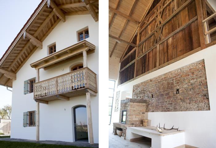 questarchitekten bauernhaus vogtareuth h ttenromantik future house home decor und house. Black Bedroom Furniture Sets. Home Design Ideas