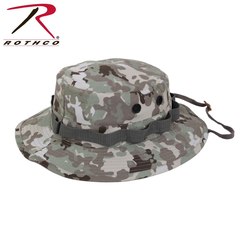 d9a2a08469b Rothco Total Terrain Camo Boonie Hat