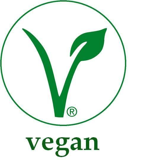 """Resultat d'imatges per a """"logo vegano"""""""