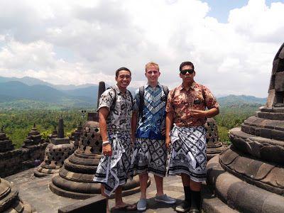 Elder James in Indonesia