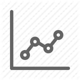 Graph Line By Deemak Daksina In Graphing Icon Vector Icons