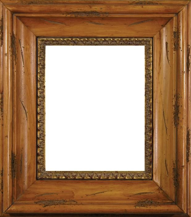 distressed wood picture frames vintage style distressed pine wood frame the gold trim adds touch of romance to the distressed wood