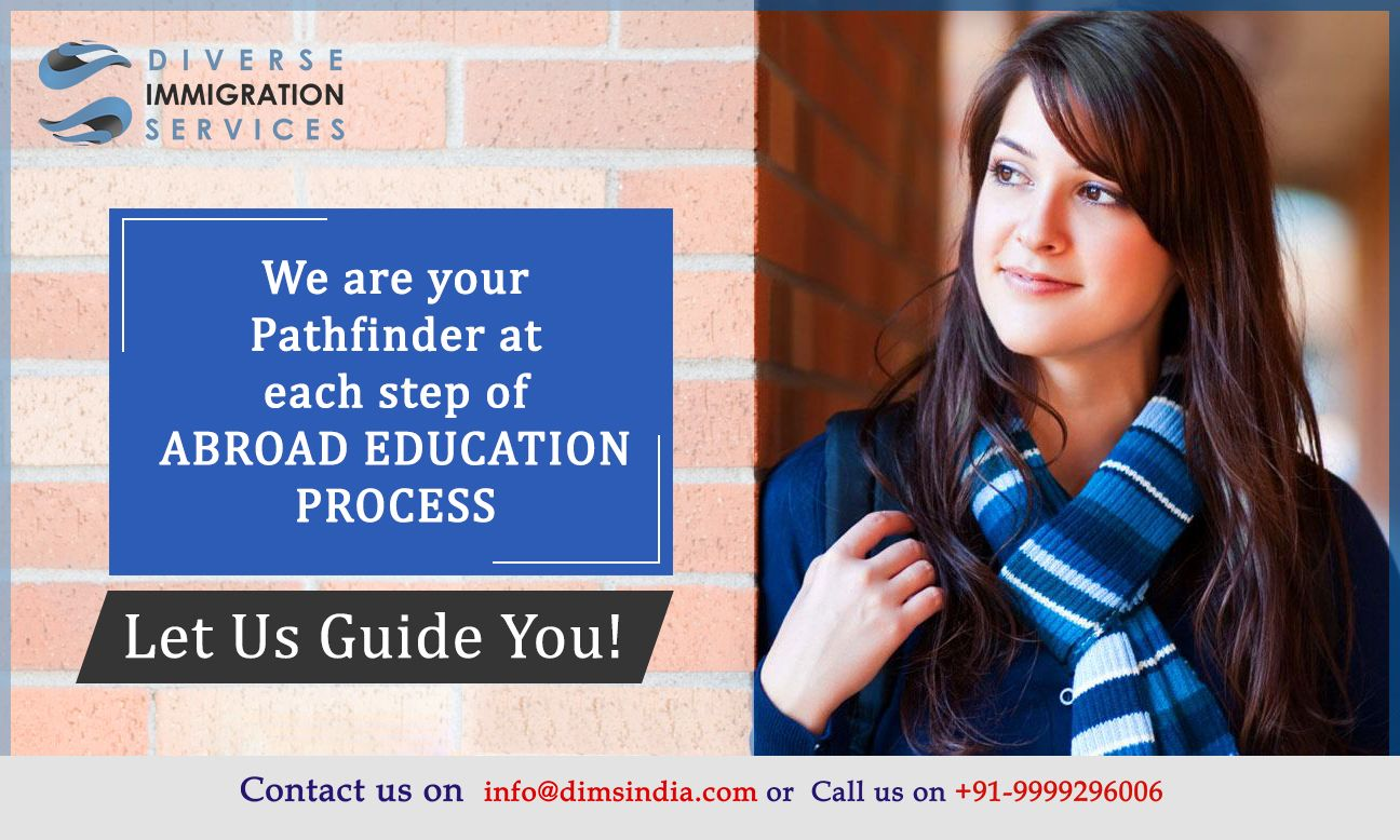Our Experts provide you assistance at every step of Abroad
