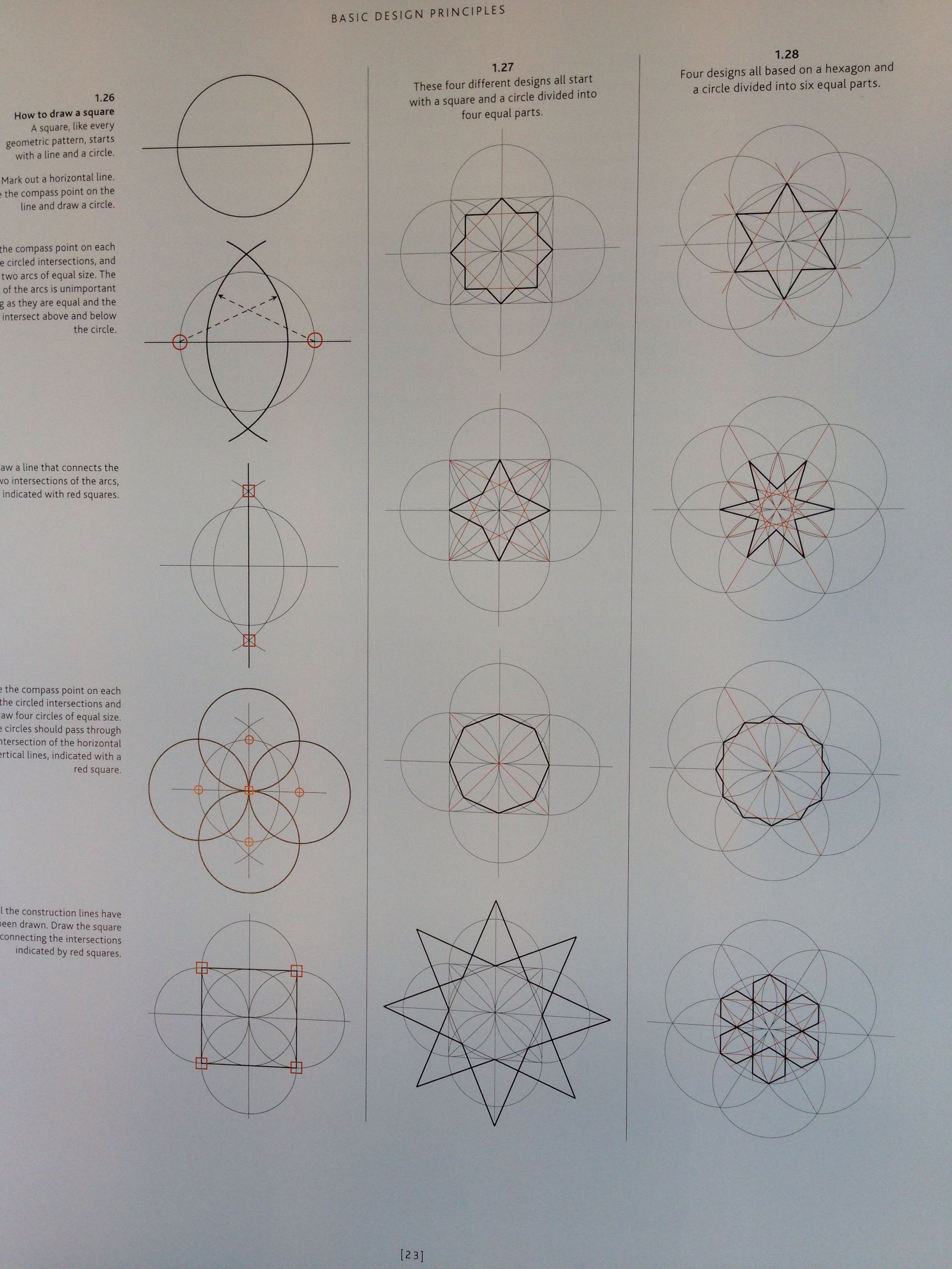 The process for making islamic geometry art motifs geometry the process for making islamic geometry ccuart Choice Image
